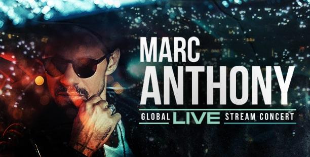 El concierto de Marc Anthony será el 17 de abril. Foto: Ticketmundo